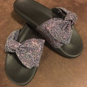 Kate Spade sandals.
